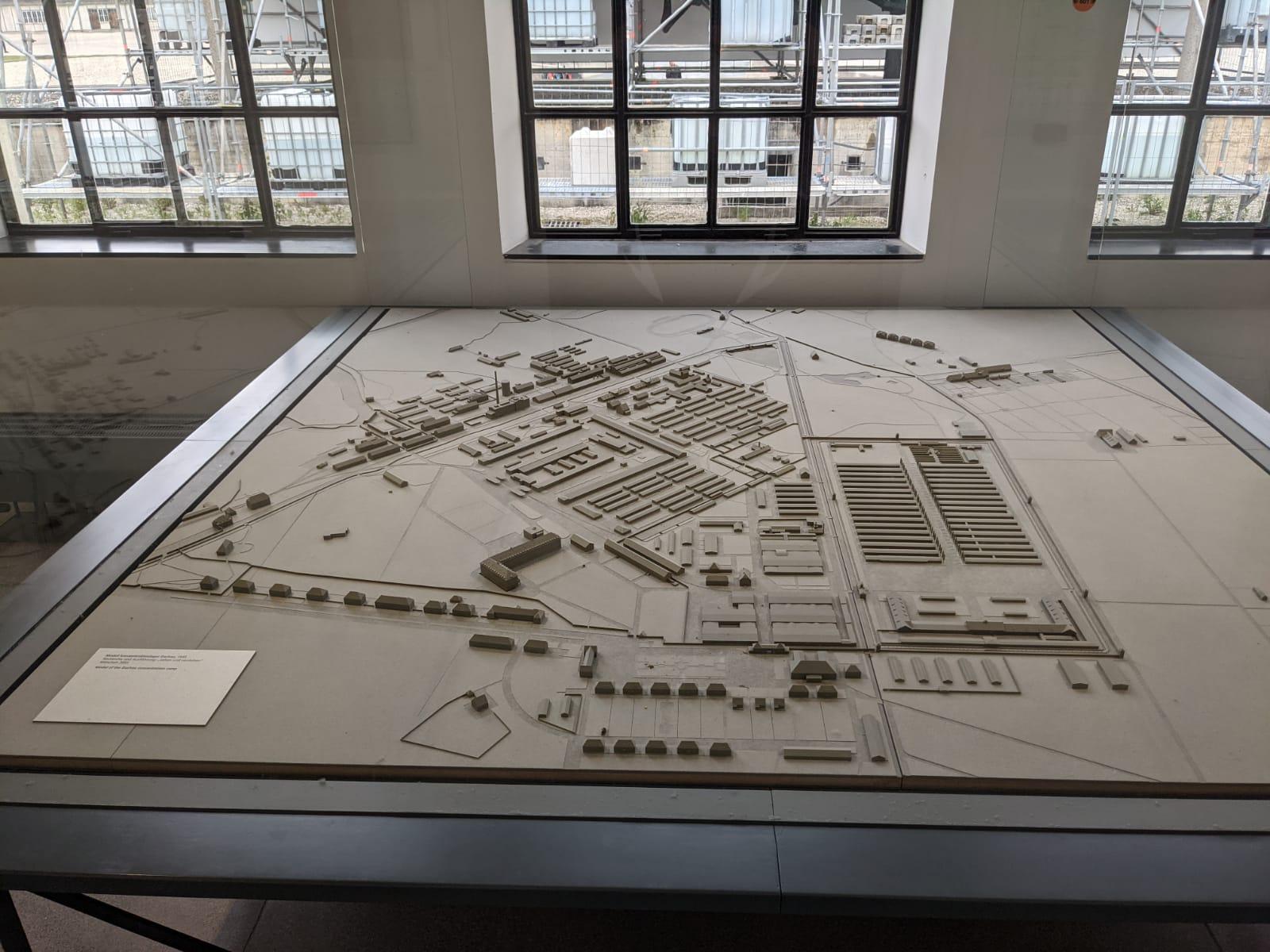 Plan KZ Dachau